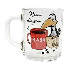 Кружка  Gren tea 200мл Кава Птахи
