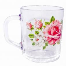 Кружка  Gren tea 200мл Троянда