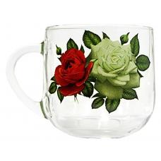 Кружка  Граміне 300мл Букет троянд