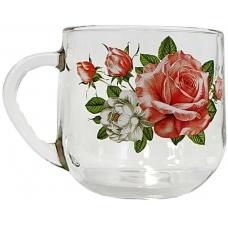 Кружка  Граміне 300мл Троянда