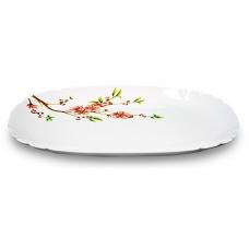 Блюдо овальне 34см Сакура